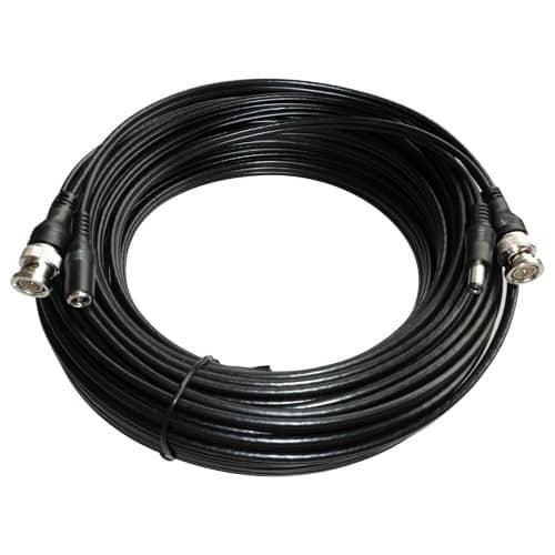 COAX + 12V kabel 20 meter