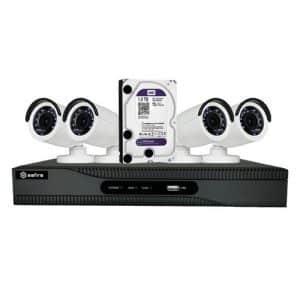 Complete camera set
