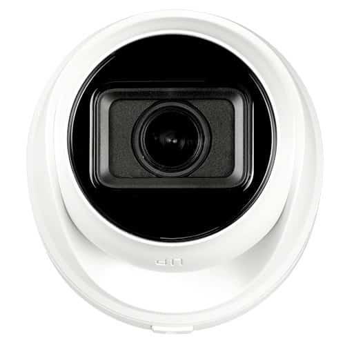 Bewakingscamera set met 8 dome IP camera's en recorder