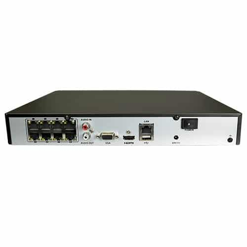 Hikvision recorder NVR 8 PoE