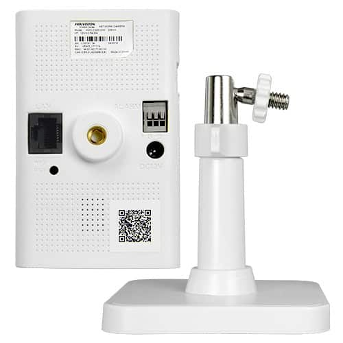 2MP Wifi camera met microfoon
