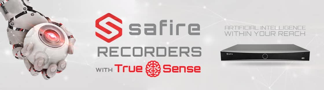 Safire TrueSense 8x NVR