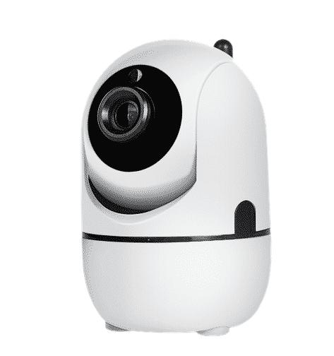 mini WiFi camera met autotrack!