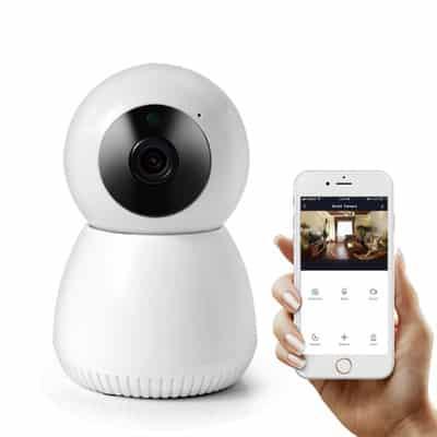 Slimme Wifi Camera voor thuis