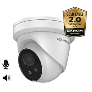 Slimme hikvision camera