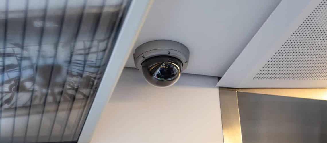 Waar moet ik een Beveiligingscamera plaatsen